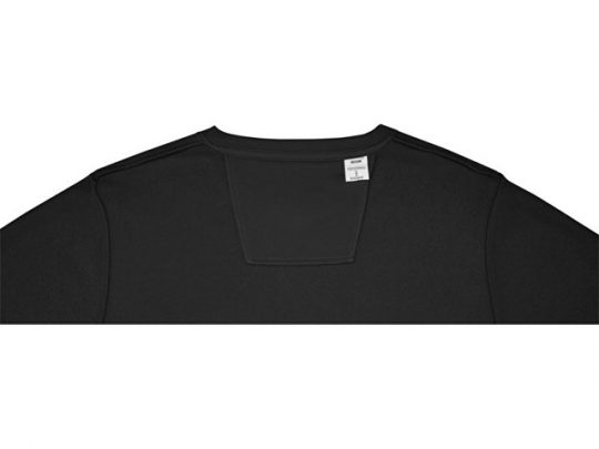 Мужской свитер Zenon с круглым вырезом, черный (4XL), арт. 022886403