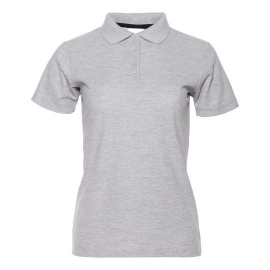 StanWomen Рубашка 04WL_Серый меланж (50) (XXL/52)