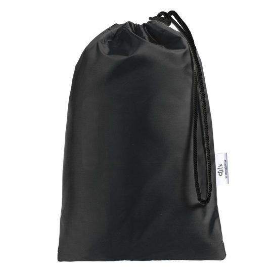 Дождевик «Водкостойкий, черный, размер L