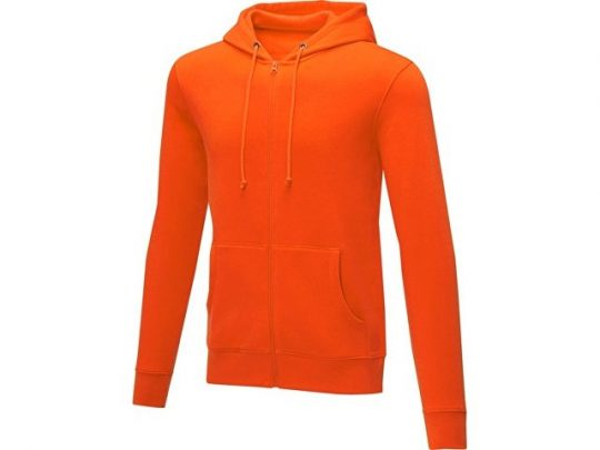 Мужская толстовка на молнии Theron, оранжевый (XS), арт. 022876003