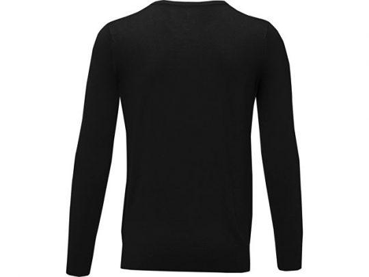 Мужской пуловер Stanton с V-образным вырезом, черный (3XL), арт. 022283803