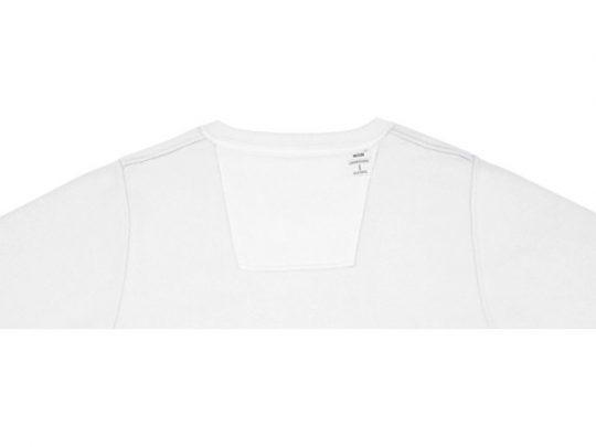Женский свитер Zenon с круглым вырезом, белый (S), арт. 022888703