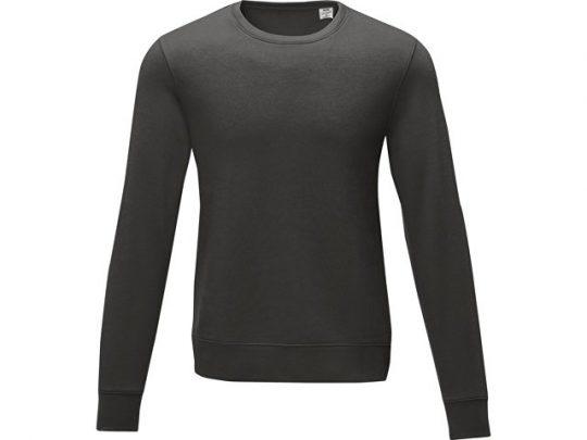 Мужской свитер Zenon с круглым вырезом, storm grey (3XL), арт. 022886003