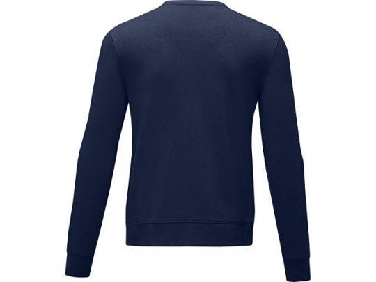 Мужской свитер Zenon с круглым вырезом, темно-синий (5XL), арт. 022884803