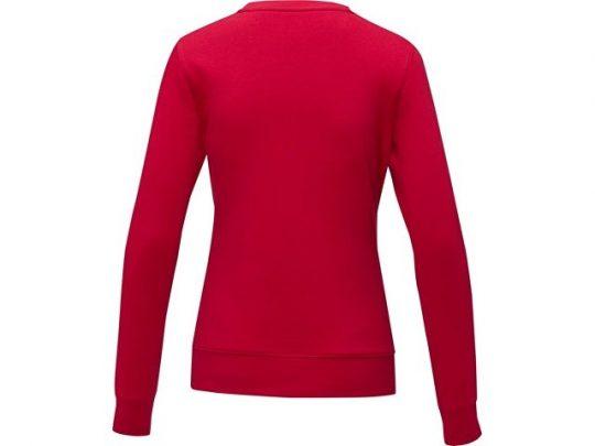 Женский свитер Zenon с круглым вырезом, красный (2XL), арт. 022892503