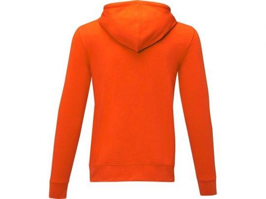 Мужская толстовка на молнии Theron, оранжевый (3XL), арт. 022872003