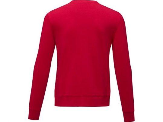 Мужской свитер Zenon с круглым вырезом, красный (L), арт. 022883403