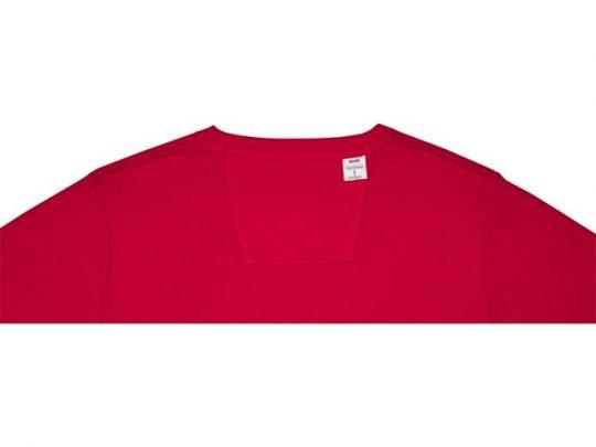 Мужской свитер Zenon с круглым вырезом, красный (4XL), арт. 022883003
