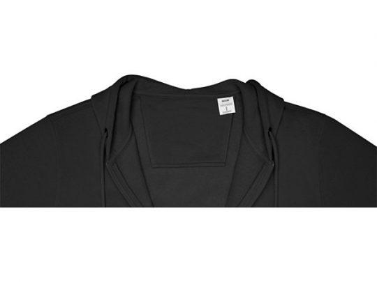 Мужская толстовка на молнии Theron, черный (5XL), арт. 022873703