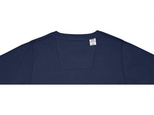 Женский свитер Zenon с круглым вырезом, темно-синий (3XL), арт. 022891103