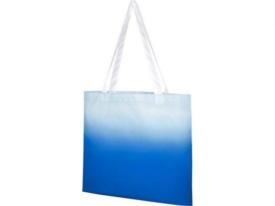 Эко-сумка Rio с плавным переходом цветов, синий, арт. 022871103