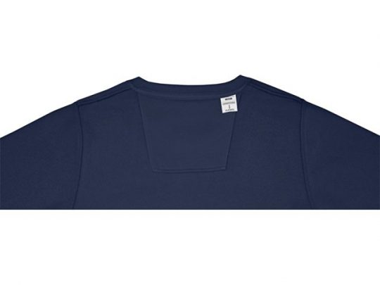 Женский свитер Zenon с круглым вырезом, темно-синий (2XL), арт. 022890903