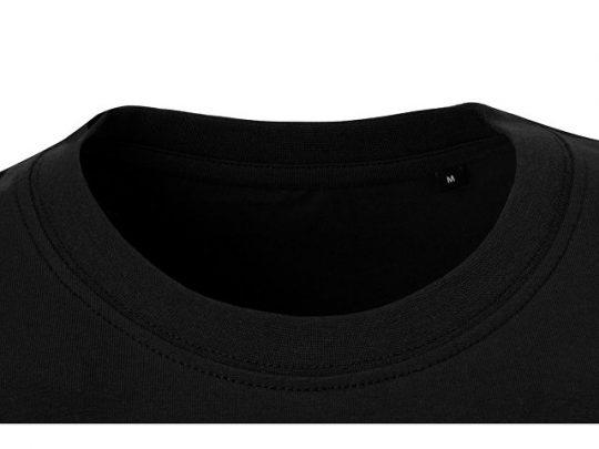 Футболка HD Fit короткий рукав с эластаном_XL, мужская,чёрный (XL), арт. 022289603