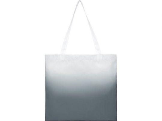 Эко-сумка Rio с плавным переходом цветов, серый, арт. 022871003