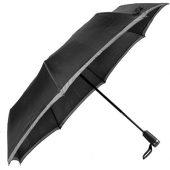Складной зонт Gear Black, арт. 022603103