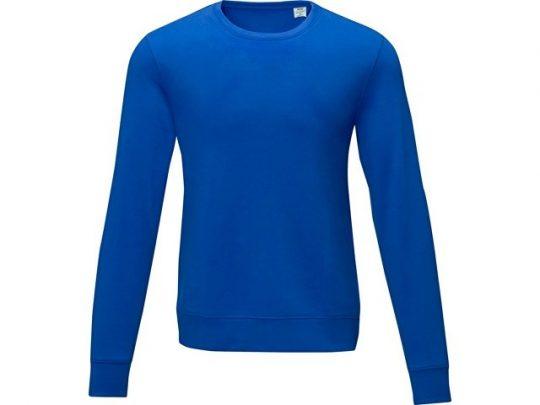Мужской свитер Zenon с круглым вырезом, cиний (M), арт. 022884703
