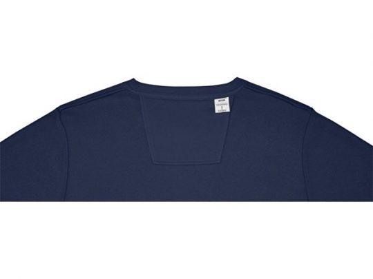 Мужской свитер Zenon с круглым вырезом, темно-синий (L), арт. 022885503