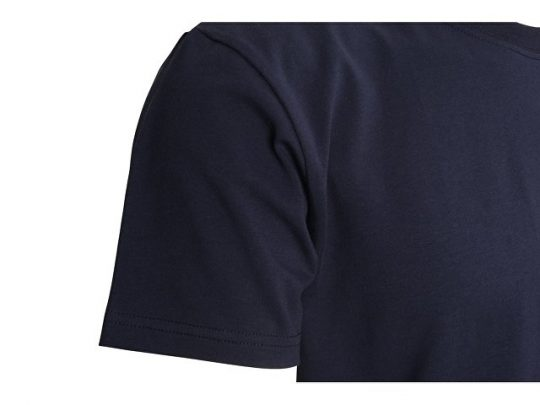 Футболка HD Fit короткий рукав с эластаном_M, мужская,тёмно-синий (M), арт. 022290203