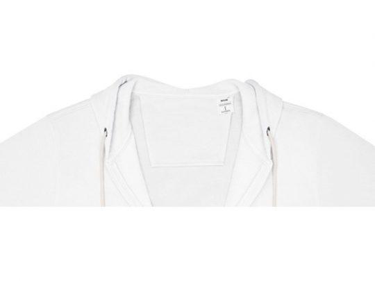 Мужская толстовка на молнии Theron, белый (XL), арт. 022875103