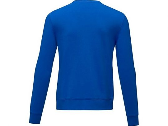 Мужской свитер Zenon с круглым вырезом, cиний (S), арт. 022884303