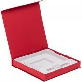 Коробка Memoria под ежедневник и ручку, красная