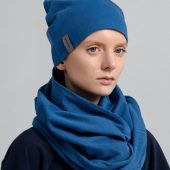 Шапка Minima, синяя, размер 54