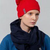 Шапка Minima, красная, размер 58