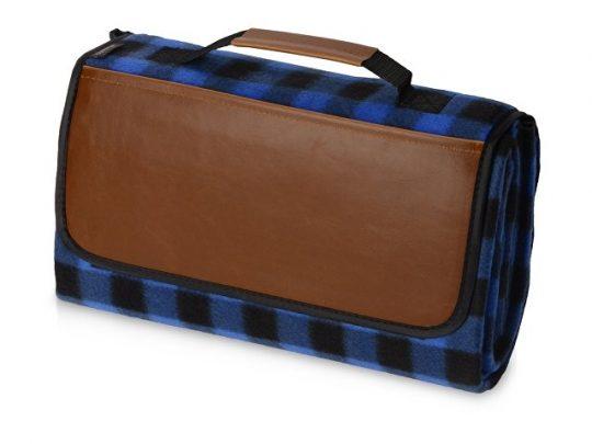 Плед для пикника Recreation, синий/черный, арт. 022967603