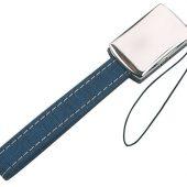 Подвеска для мобильного телефона с отделением для хранения SIM-карт, синий/серебристый, арт. 022920603