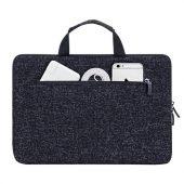 RIVACASE 7913 black чехол для ноутбука 13.3, арт. 022974003