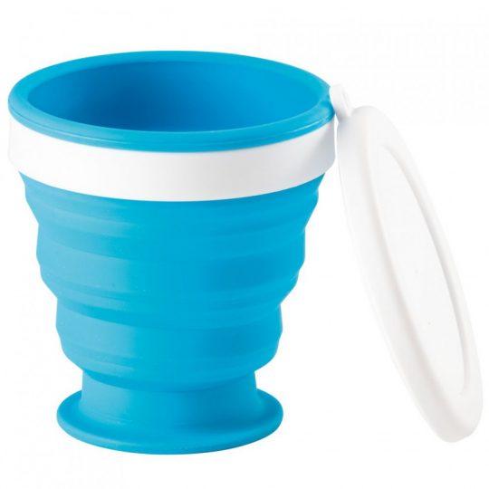 Складной стакан Astrada, синий
