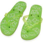 Пляжный набор Тропики, зеленый, арт. 022951503
