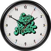 Часы настенные разборные Idea, черный, арт. 022975603