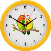 Часы настенные разборные Idea, желтый, арт. 022975503