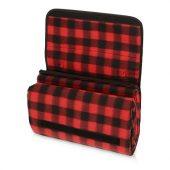 Плед для пикника Recreation, красный/черный, арт. 022967503