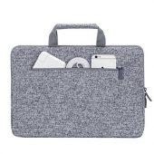 RIVACASE 7913 light grey чехол для ноутбука 13.3, арт. 022974103