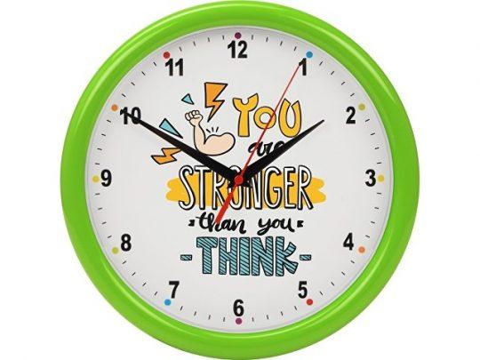 Часы настенные разборные Idea, салатовый, арт. 022975103