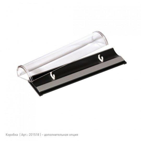 Шариковая ручка Bello, черная/аква