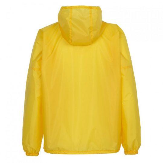 Дождевик Kivach Promo желтый, размер L