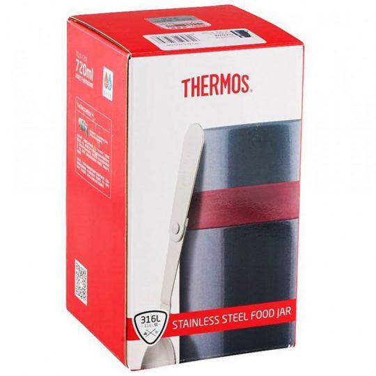 Термос для еды Thermos TCLD720S, темно-синий