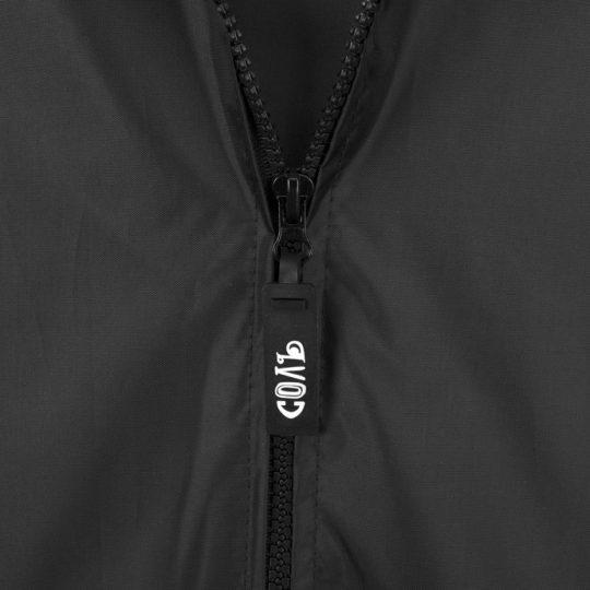 Дождевик «Самое то», черный, размер M