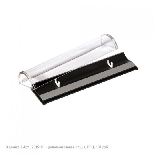 Шариковая ручка Comet NEO, черная