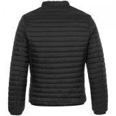 Куртка с подогревом Thermalli Meribell черная, размер XXL