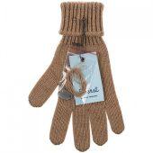 Перчатки Alpine, бежевые, размер M