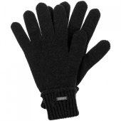 Перчатки Alpine, черные, размер M