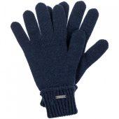 Перчатки Alpine, темно-синие, размер M