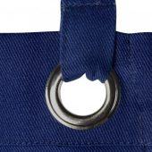 Хлопковый фартук Delight с карманом и регулируемыми завязками, синий нэйви, арт. 023046303