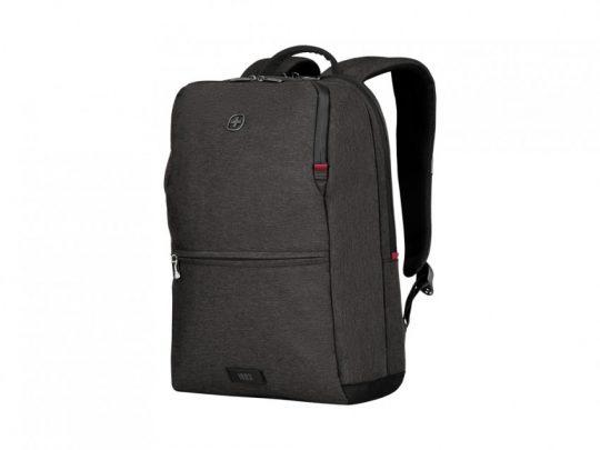 Рюкзак WENGER MX Reload 14, серый, 100% полиэстер, 28х18х42 см, 17 л, арт. 023067203