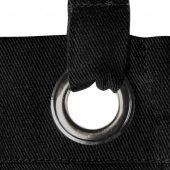 Хлопковый фартук Delight с карманом и регулируемыми завязками, черный, арт. 023046203