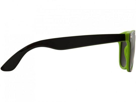 Солнцезащитные очки Sun Ray, лайм/черный (Р), арт. 023068203